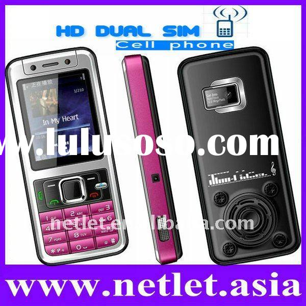2011 China Dual SIM GSM Mobile Phone