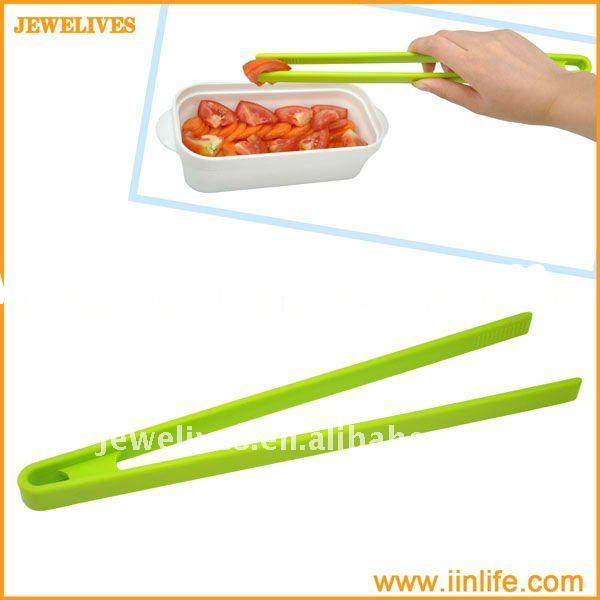 2011 Newly Promotional Food grade Silicone kitchen clip