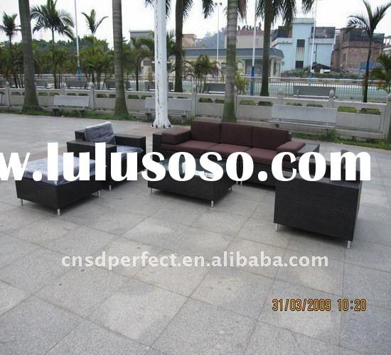 2011 new rattan sofa garden sofa outdoor sofa outdoor chair rattan material rattan furniture poly ra