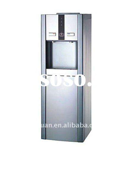 Hot&cold electric cooling standing water dispenser