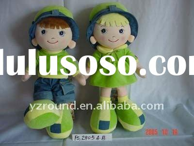 Plush doll for girls boy/girl