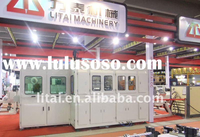 Rectangluar Container Thermoforming & Stacking Machine