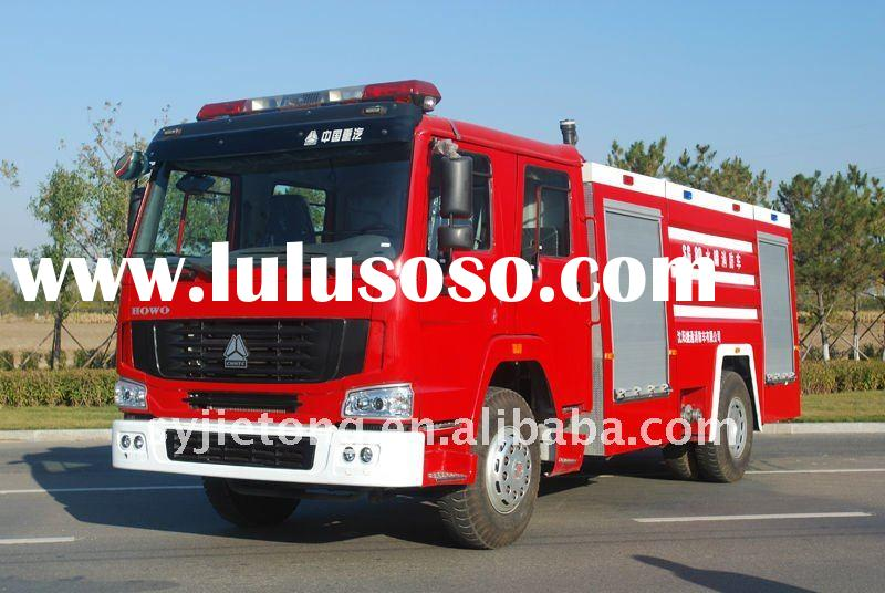 15 tons water tanker fire truck