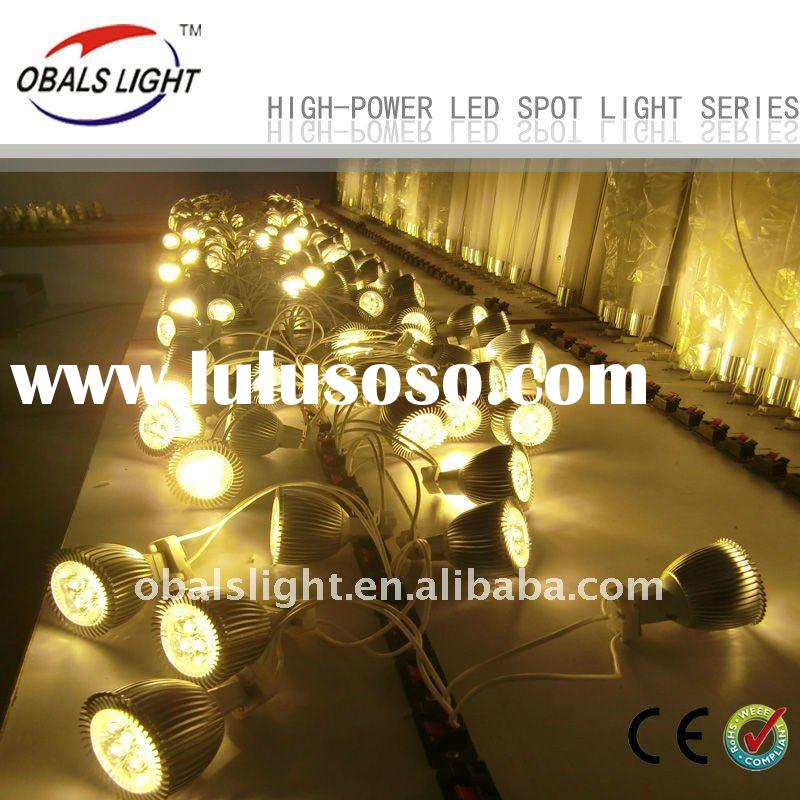 200LM 3*1W High Power led spot light approve CE & RoHS