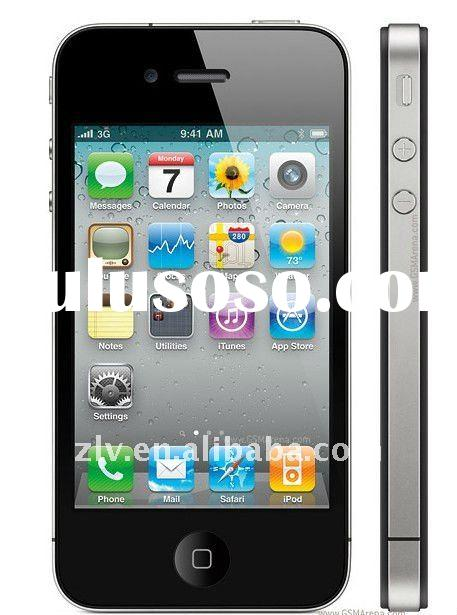"3.5"" Newest Capacitive Touch Screen 3G Mobile Phone 4"