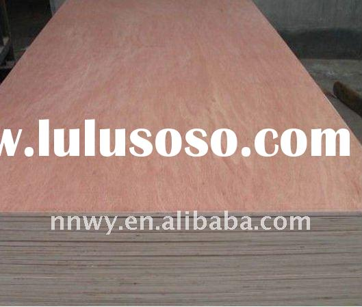 CARB E0 Bintangor plywood poplar plywood