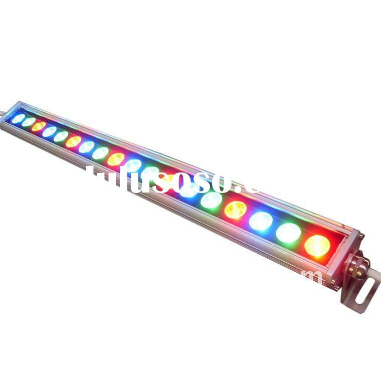 RGB LED wall washer 18W