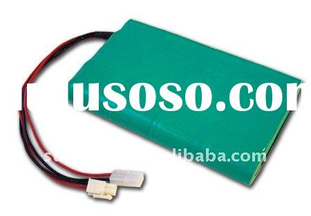 Rechargeable  Nimh battery packs with 6V 2500mAh