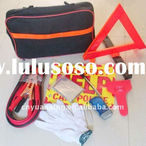 car emergency kits with booster cables