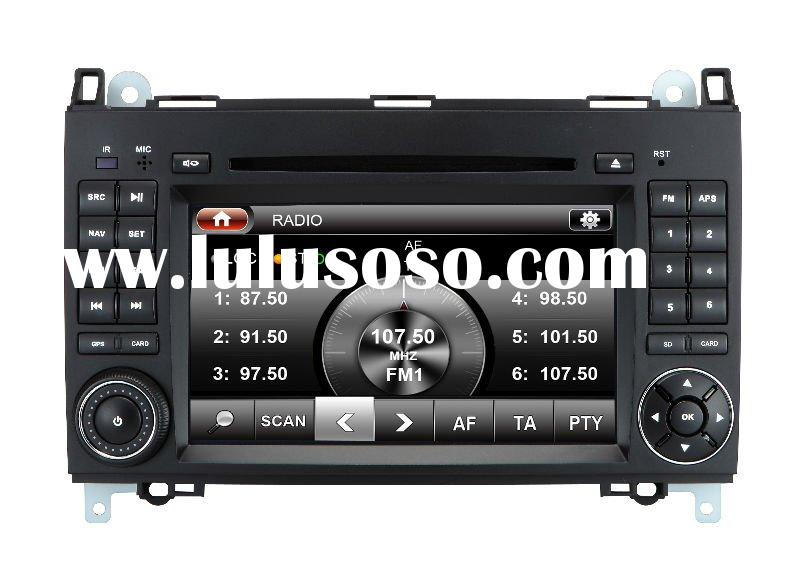 special car dvd for Benz B200 with DVBT