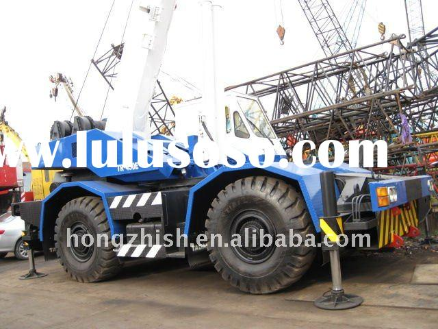used Tadano rough terrain crane of 45t in low price
