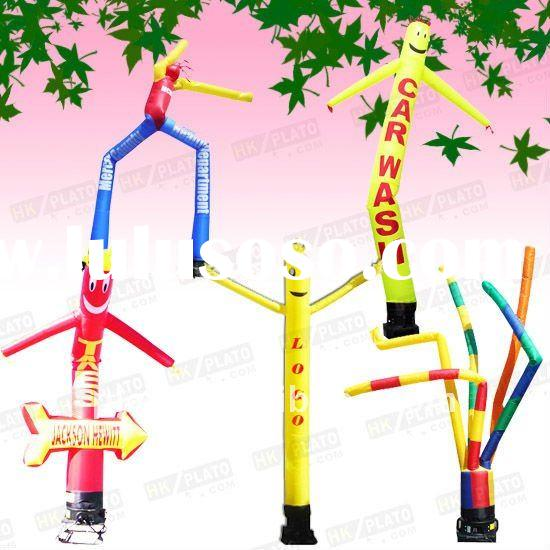 2011 hot sale advertising inflatable air dancer / inflatable sky dancer