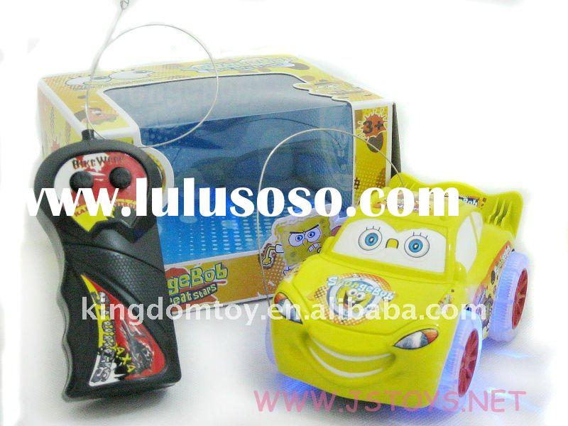 2 channel cartoon radio control car