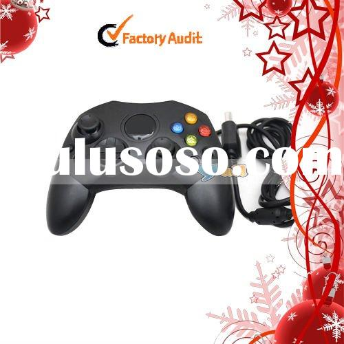 Black For Xbox Game Wired Controller