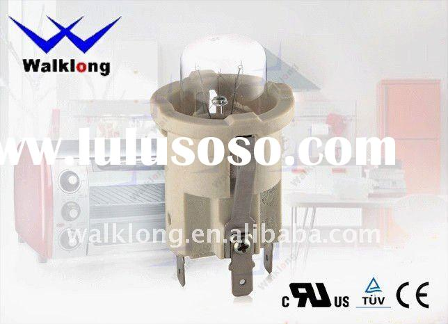 E14 4A 210V-250V 300 celsius Porcelain Lamp Base