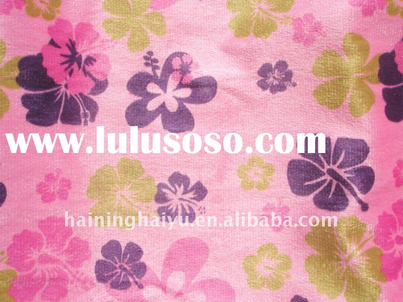 Hot sell warp knitting cloth with good quality