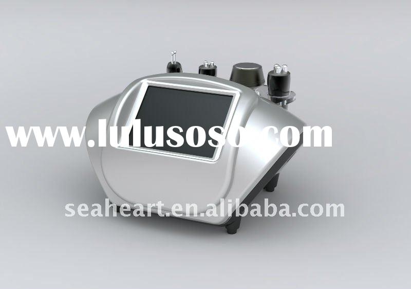 Multi-function RU+6 Ultrasonic Cavitation RF Weight Loss Machine