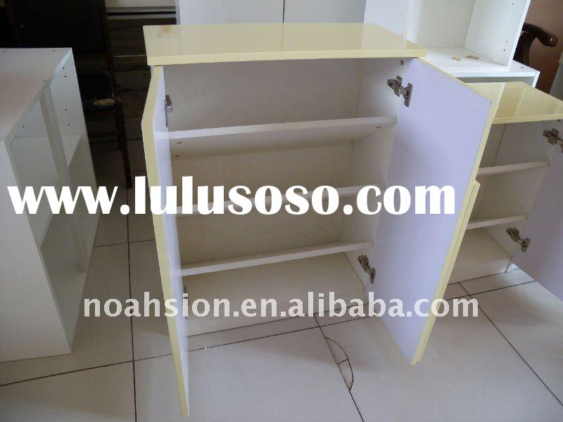 Wooden shoe cabinet with good quality