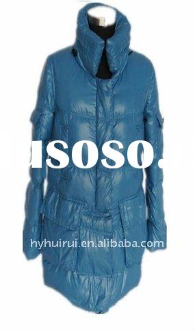 fashion design hot sale women down coat