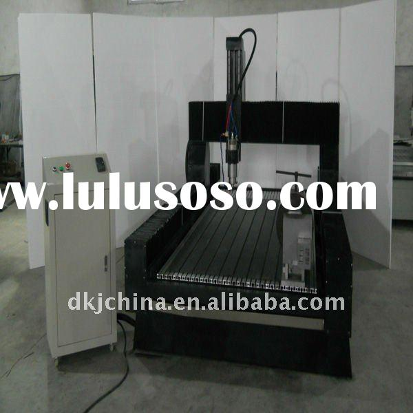 1300*2500mm Stone Engraving Machine with Rotary Axis