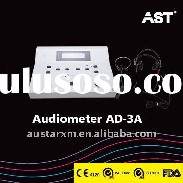 Portable Audiometer for Hearingaid Fitting