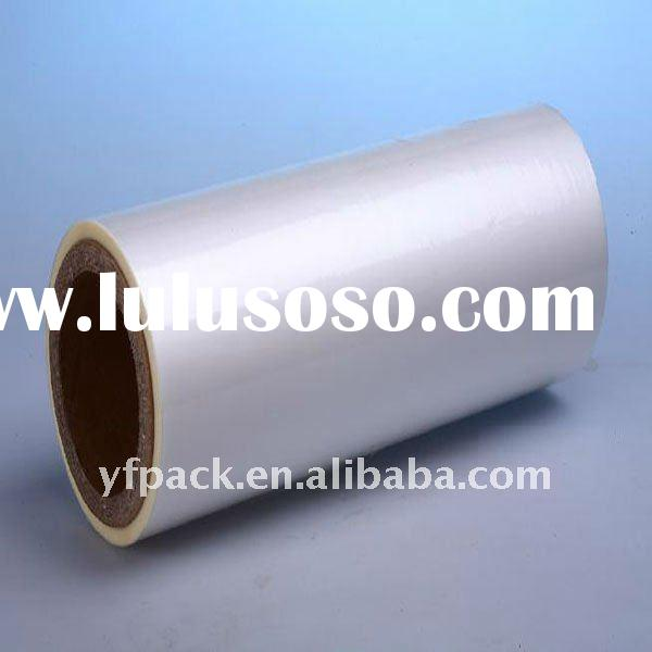 Heat sealable polyester film / Parallel and series resonance