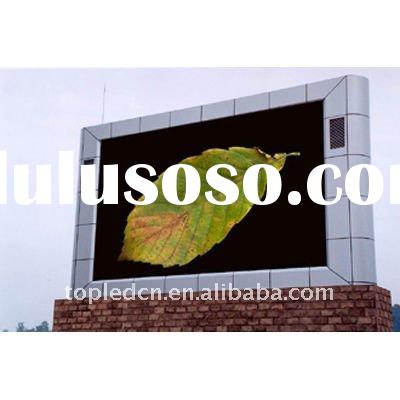 outdoor full-color led screen-