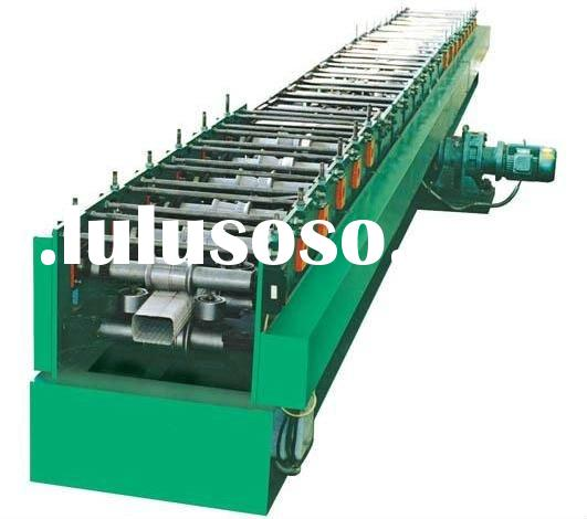 roof panel roll forming machine Down Pipe Roll Forming Machine Carbon Steel, HR coil, etc Drain Pipe