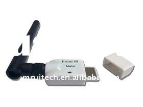 802.11n realtek 300M usb wifi dongle with antenna