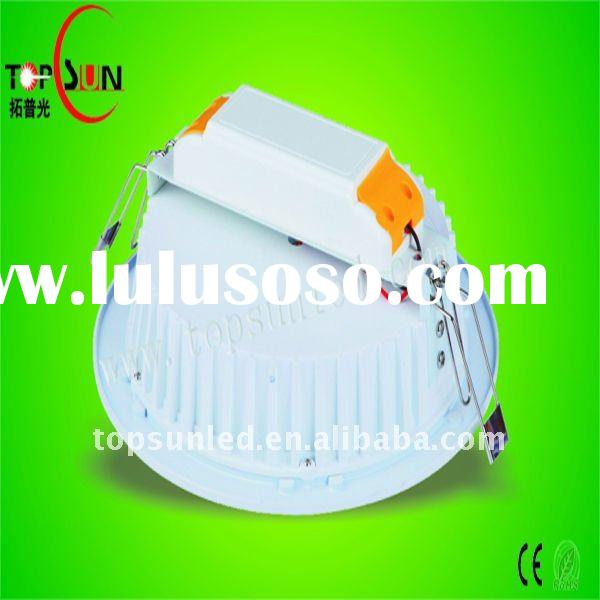 8 inches 30W frosted LED downlight/ down lights