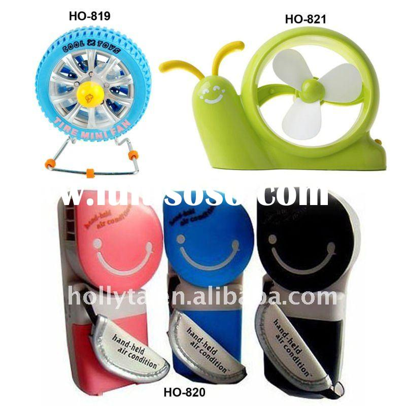 Hand Held Air Conditioning Mini Usb Fan