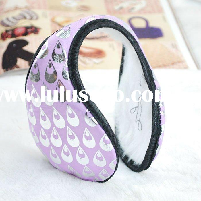 High Quality colorful Winter Earmuffs