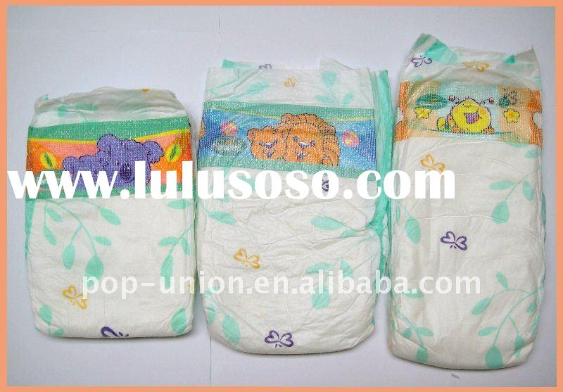 Hot!!! Economic Baby Diapers and popular design