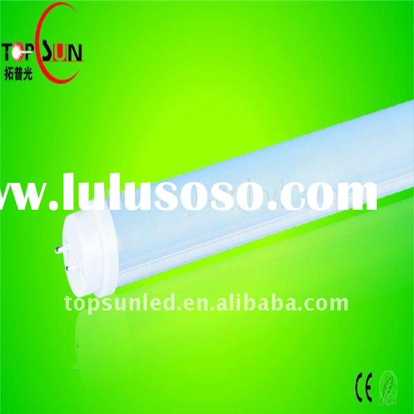 T10 8W frosted LED tube lights for Japan