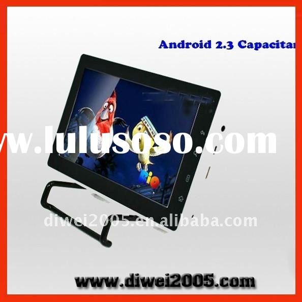 7 inch android 2.3 capacitive tablet pc telechip8803