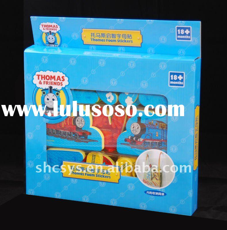EVA Corrugated paper Packaging Box for toy