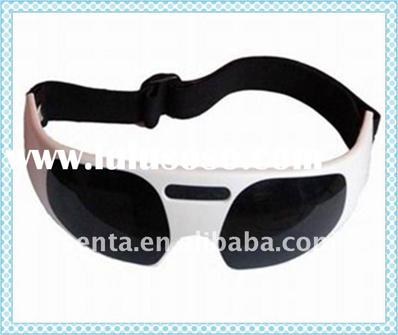 Head & magnetic sunglass eye massager