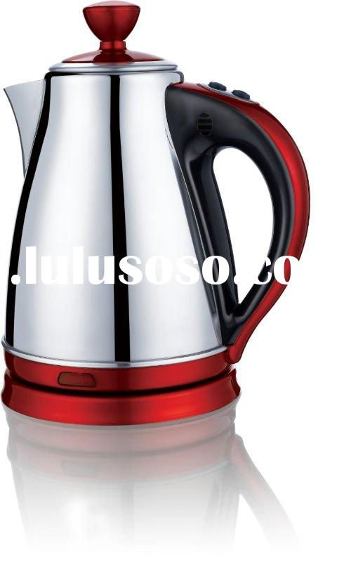 360 degree rotation electric stainless steel kettle