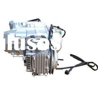 Engine 125CC Electric Start Engine (WV-EP014)l          Type: 4-Stroke single-cylinder OHC air coole