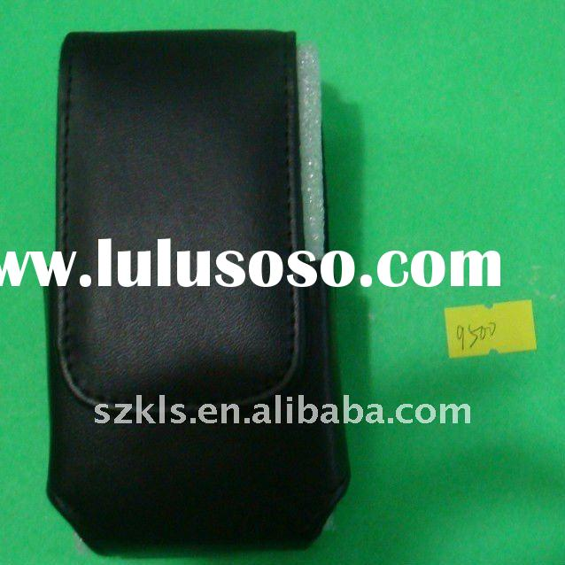 HOT SALE LEATHER CASE FOR BLACKBERRY 9500