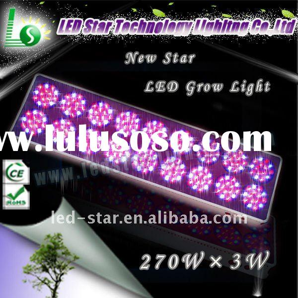 """4 G Star Light Series"" 810W LED Grow Light(180/270/360/450/540/720/900W) Hydroponics/Gree"