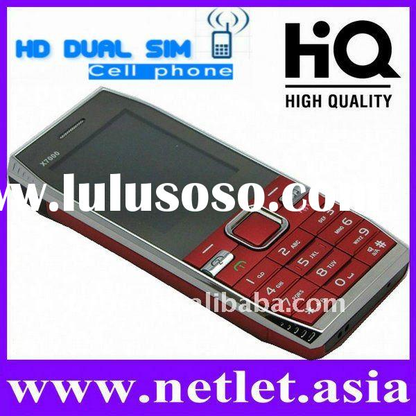 10%Discount Metal Shell China Dual SIM Mobile Phone