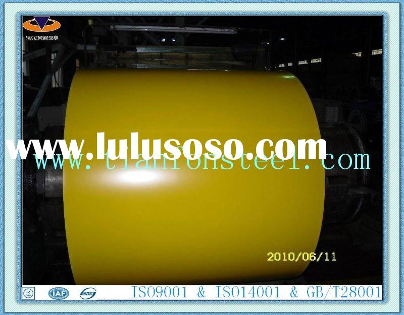 Durable PPGI/Factory Price Color Coated Steel