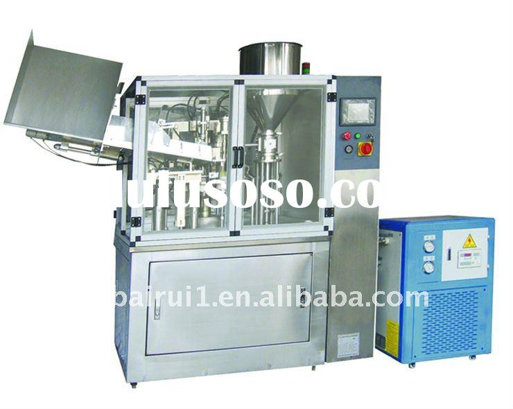 XPNF-30 Automatic Soft Tube Filling and Sealing Machine