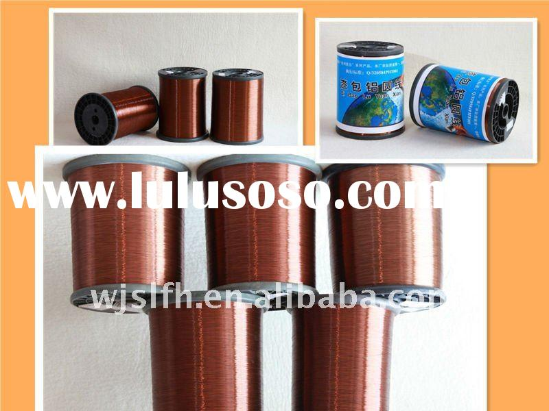 China 2011 Hot Selling Enameled Aluminum Wire Suppliers