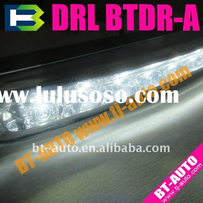 TOP Car LED Daytime Running Light 8LEDx0.6W