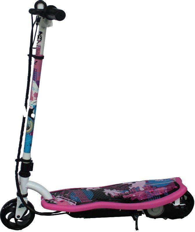 electric scooter charger revo pink