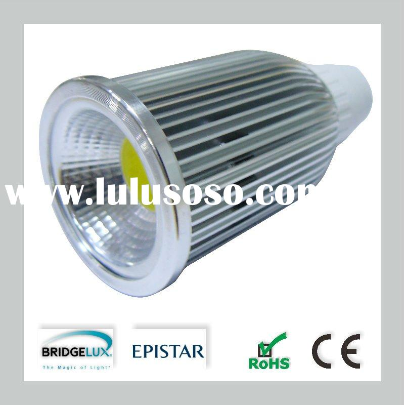 7W GU10 COB led spotlight,SAA approved lighting