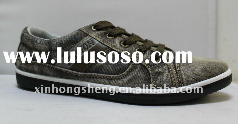 Hot!Cheap canvas shoes for boys