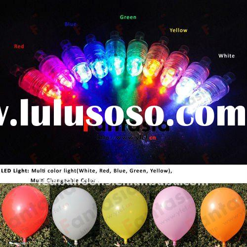 Party Decorations Flashing LED Balloon Light